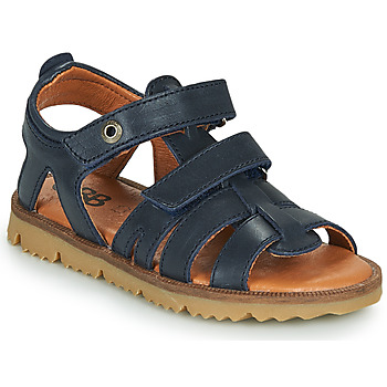 Shoes Boy Sandals GBB JULIO Blue