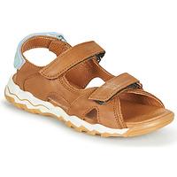 Shoes Boy Sandals GBB DIMOU Brown