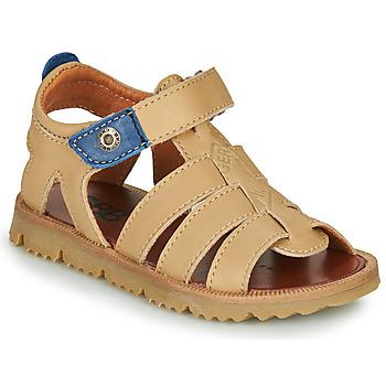Shoes Boy Sandals GBB PATHE Beige