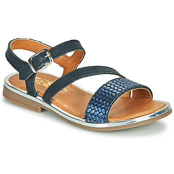 Shoes Girl Sandals GBB FANA Blue