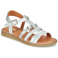 Shoes Girl Sandals GBB OLALA Silver