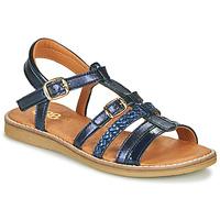 Shoes Girl Sandals GBB OLALA Blue