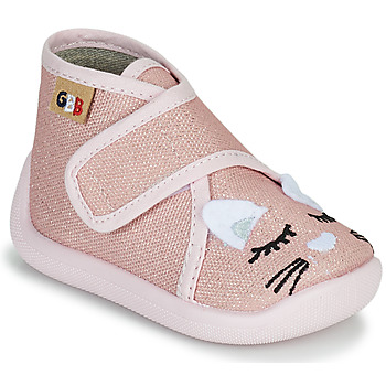 Shoes Girl Slippers GBB APODIE Pink
