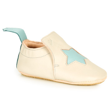 Shoes Children Slippers Easy Peasy BLUBLU ETOILE MOU SANDSHELL-CIEL MOU/PATIN