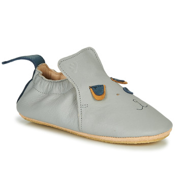 Shoes Children Slippers Easy Peasy BLUBLU CHIEN Grey