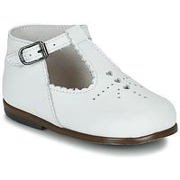 Shoes Girl Ballerinas Little Mary FLORIANE White