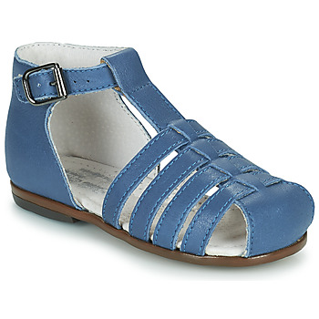 Shoes Girl Sandals Little Mary JULES Blue