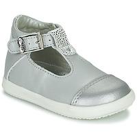 Shoes Girl Ballerinas Little Mary VALSEUSE Silver
