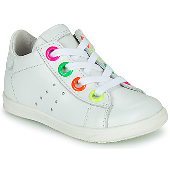 Shoes Girl High top trainers Little Mary DOROTHE White