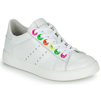 Shoes Girl Low top trainers Little Mary LAURENE White