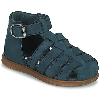 Shoes Boy Sandals Little Mary LIXY Blue