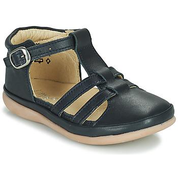 Shoes Children Ballerinas Little Mary LAIBA Blue