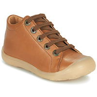 Shoes Children High top trainers Little Mary GOOD Brown