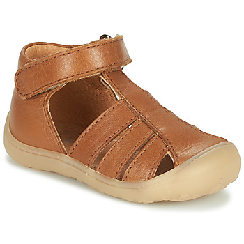 Shoes Children Sandals Little Mary LETTY Brown