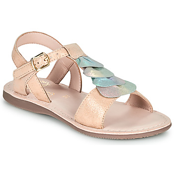 Shoes Girl Sandals Little Mary MARIETTE Gold