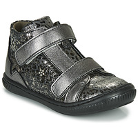 Shoes Girl High top trainers Little Mary JACKLYN Silver