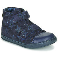 Shoes Girl High top trainers Little Mary ADELINE Marine