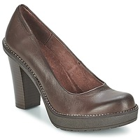 Shoes Women Court shoes Dream in Green PERETTA Brown