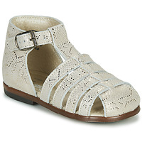Shoes Girl Sandals Little Mary JULES Gold