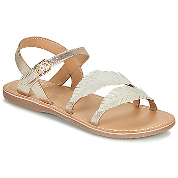 Shoes Girl Sandals Little Mary LORETTE Gold