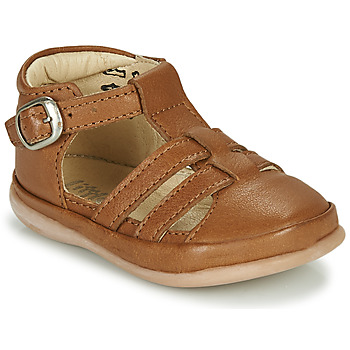 Shoes Children Sandals Little Mary LAIBA Brown