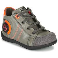 Shoes Boy Mid boots Little Mary FELIX Grey