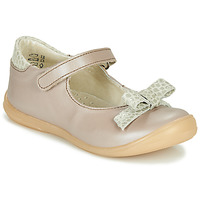 Shoes Girl Ballerinas Little Mary LUDMILA Taupe