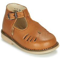 Shoes Children Sandals Little Mary SURPRISE Cognac