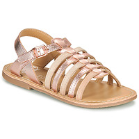 Shoes Girl Sandals Little Mary BARBADE Pink