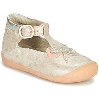 Shoes Girl Sandals Little Mary GLYCINE Nude