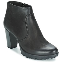 Shoes Women Low boots Dream in Green ANDREY Black