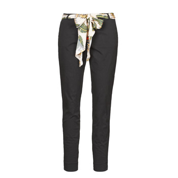 material Women 5-pocket trousers Betty London NIAOUTE Black