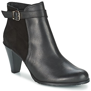 Shoes Women Ankle boots So Size MOSEKA Black