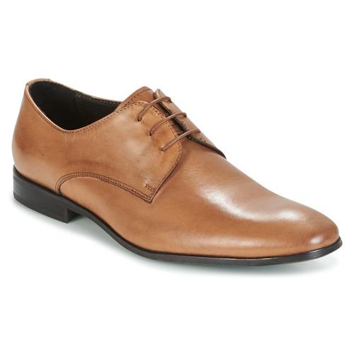 Shoes Men Derby shoes Carlington MOMENTA Brown