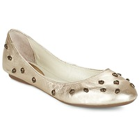 Shoes Women Ballerinas Mosquitos BLUES-M Gold
