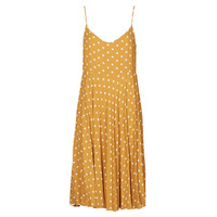 material Women Short Dresses Betty London OULENE Yellow