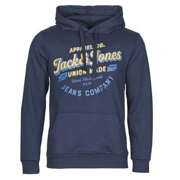 material Men sweaters Jack & Jones JJEJEANS Marine