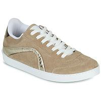 Shoes Women Low top trainers André CALLISTA Beige
