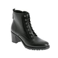 Shoes Women Mid boots André FANFARON Black