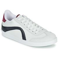 Shoes Women Low top trainers André CALLISTA White