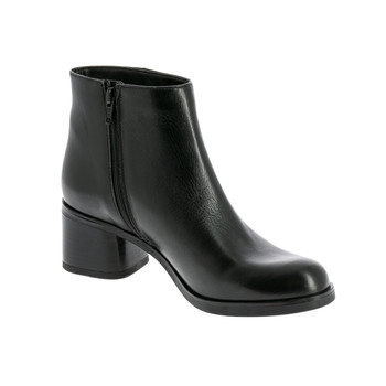 Shoes Women Mid boots André EARWIN Brown