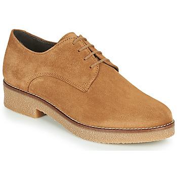 Shoes Women Derby shoes André NANEL Camel