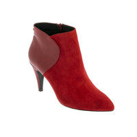 Shoes Women Mid boots André ROSALINE Red