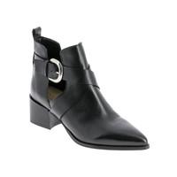 Shoes Women Mid boots André EMO Black