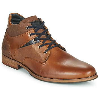 Shoes Men Mid boots Bullboxer  Brown
