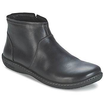 Shoes Women Mid boots Birkenstock BENNINGTON Black
