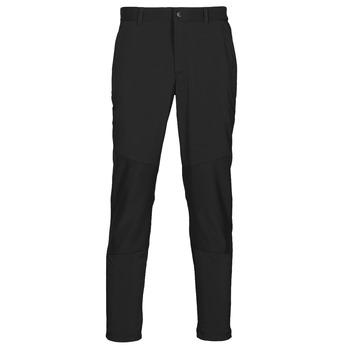 material Men Cargo trousers  Columbia TECH TRAIL HIKER PANT Black