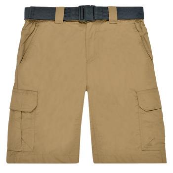 material Men Shorts / Bermudas Columbia SILVER RIDGE II CARGO SHORT Beige