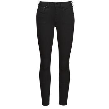 material Women Skinny jeans G-Star Raw ARC 3D MID SKINNY Black