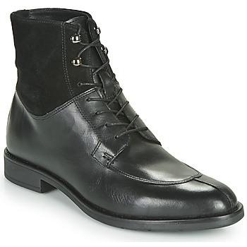 Shoes Men Mid boots André PARAHIGH Black